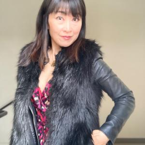 HOW ANOUT LEATHER JACKET + GILET ?