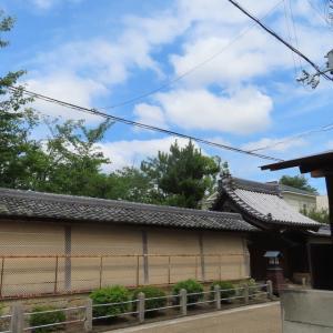 毫摂寺と小浜宿案内