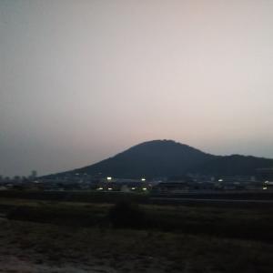 今日も元気に青の山(^^;