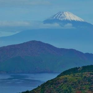 箱根旅行 その4(富士山と芦ノ湖 2019.11.2、3 撮影)