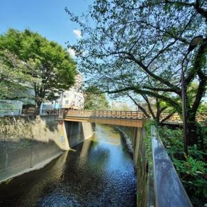 板橋区発祥の地(2020.9.9 撮影)
