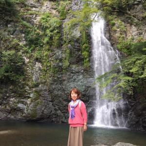 箕面の滝までウオーキング