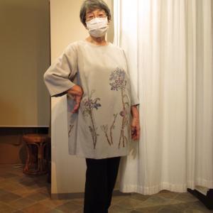 大正〜昭和と羽織が流行っていたので箪笥から何枚も出てくる事よくあります。
