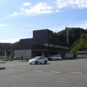 胆沢ダム&ペチュニア 2020年9月20日(日)