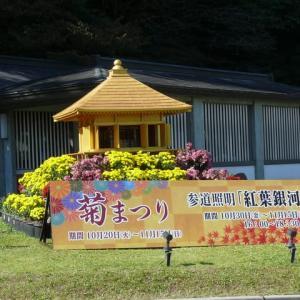 平泉町中尊寺の「菊まつり」(その1)2020年10月20日(火)
