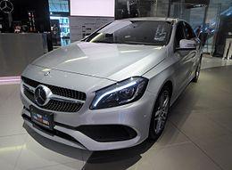メルセデス・ベンツA180@ドイツ車はドイツの味。場所柄の特徴があるなら日本では