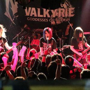 NERVOSA JAPANツアーのO.A.(2020年2月7日のライブ)の報告です
