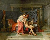 (8) ヘレネとパリス