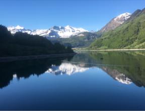 スイス ルンゲルン湖