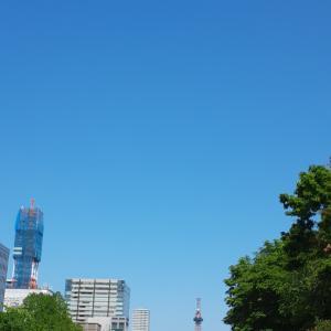 昨日の大通公園◆◆◇