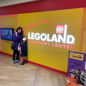 レゴランド東京でレゴハロウィン♡