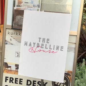 THE MAYBELLINEHOUSEへ♡