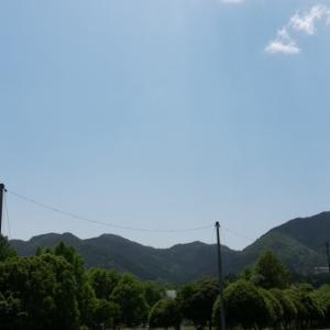 今日は暑かったですが明日の夕方は土砂降り