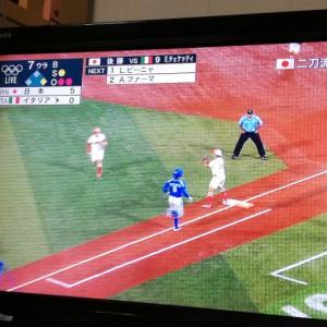 日本がソフトボール予選リーグ3連勝