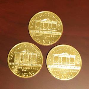 金投資(2021/01) & オリンピック全37種類特別記念貨幣セット