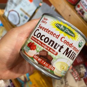Daily Free のコンデンスミルク今年初のファーマーズマーケットで見つけた物