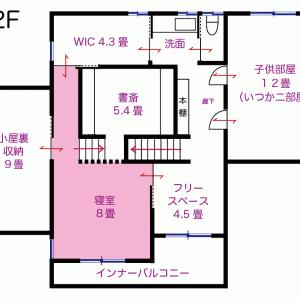 2階 寝室2
