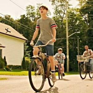 """Singin' on the  bicycle"" 風を感じながら歌う曲・・"