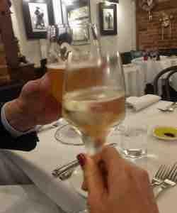 大切なお友達夫婦との楽しいクリスマスランチは、メルボルン1、世界1のイタリアン、Caterina'sで🇮🇹