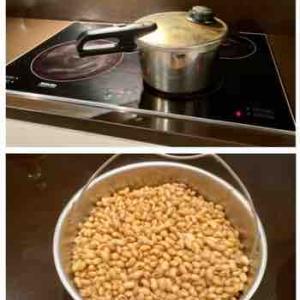 朝一で、納豆作り👩🏻🍳