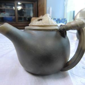 珍しい茶器