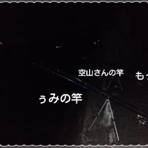 淡路島にてアイナメ  カレイ狙い(前編)