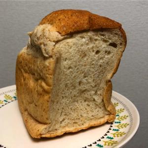 *欧風パン グランボワ   *米粉の食パン