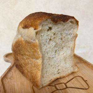 *BAKING GARAGE HARiMAYA  *有機黒糖のもっちり湯種食パン