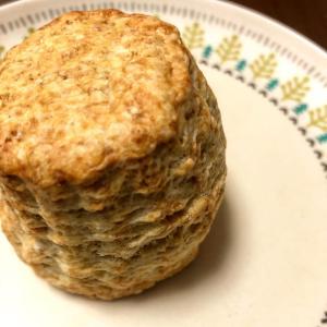 ◉876BAKERY  ◉全粒粉と玄米粉のスコーン