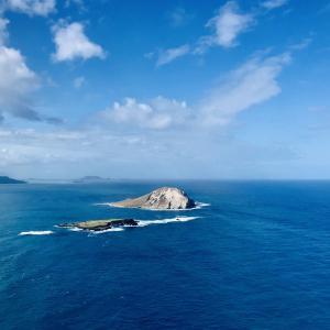 オアフ島の東海岸で念願叶う③ マカプウトレイル