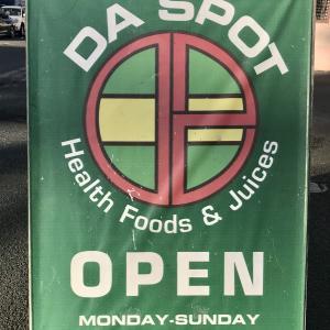 ハワイで多国籍料理 ダ・スポット