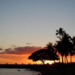 ハワイ暮らし 誕生日パーティに誘われたのはいいけれど・・・