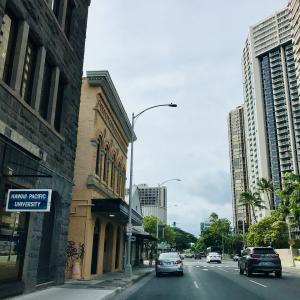 こんなところに、ハワイで有名なブランドのお土産が!!