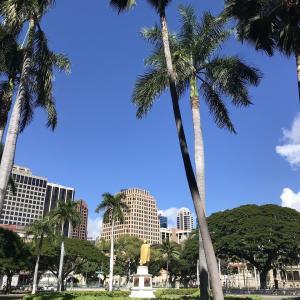 ハワイ暮らし 隔離生活