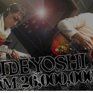 HIDEYOSHI ライブ