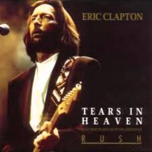 【和訳・歌詞】Tears in heaven/ Eric Clapton 幼い息子の死を悼む歌。