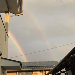 月曜日の虹.