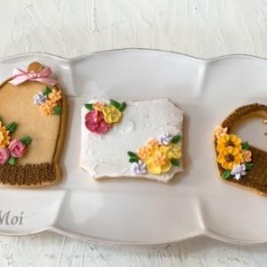 【レッスンルポ】お花絞りも夏らしく