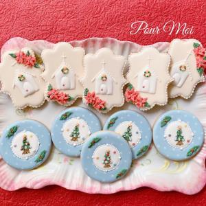 【オーダークッキー】おまかせ♡クリスマスデザインで