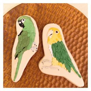 【オーダークッキー】小鳥ちゃんのお誕生日