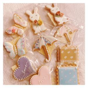 【サンプル&デモクッキー】必ずあなたも作れます!!