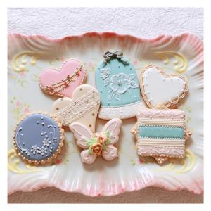 【アイシングクッキー】11月のご予約は終了いたしました。