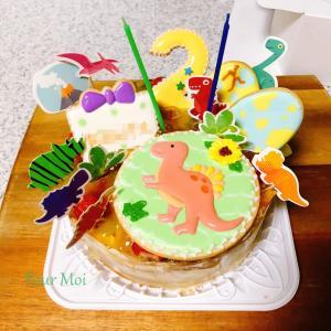 【お客様から】 スペシャルバースデーケーキ!