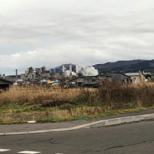 週開けの太平洋セメント上磯工場