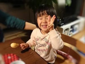次女3歳にレベルアップ♪ 保育園では女優と呼ばれてます(笑)
