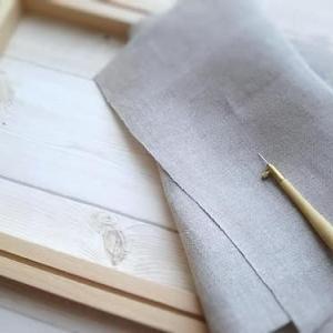 刺繍枠プチ・ウルドを使って