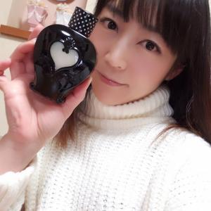ANNA SUI☆化粧水と下地を兼ねた時短コスメ☆スイ ブラックメイクアップウォーター