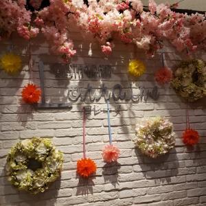 一足お先にお花見気分!ホテル京阪京橋グランデ ロレーヌ イチゴブッフェ SAKURA