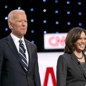 民主党副大統領候補のハリス氏は「最悪」、トランプ氏