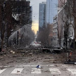 米南部爆発は63歳男の自爆と発表